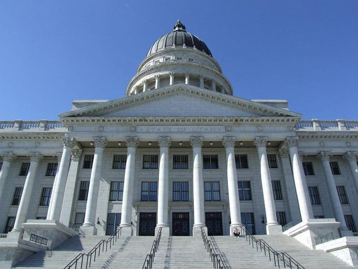 A Year To Remember For The Utah Legislature!
