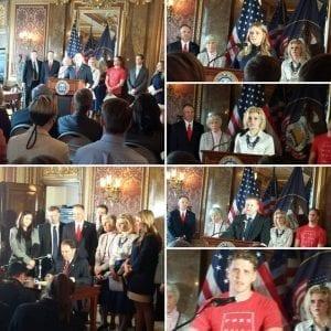 Historic Pro-Children, Pro-Health, Pro-Family Event Today In Utah!