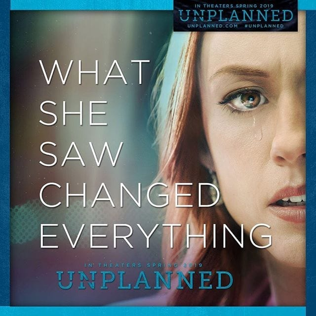 Unplanned Movie Sends A Welcome Message!